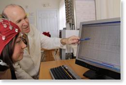 脳波の計測