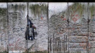 ベルリンの壁の崩壊