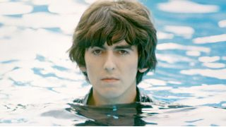 ジョージのドキュメンタリー映画「リヴィング・イン・ザ・マテリアル・ワールド」