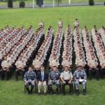 エクアドルの軍隊に平和を生み出す防衛部隊が誕生