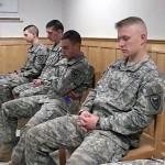 超越瞑想を学んだ士官候補生は、疲れず、ストレスからの回復が早い