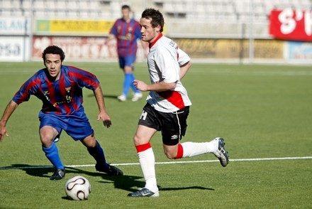 Futbol. Segona B. L'