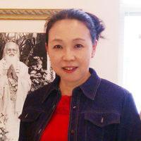 京都センターの超越瞑想教師の川井敦子の写真