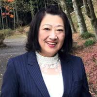 滋賀オフィスの超越瞑想教師の北島育子の写真