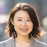 北千住連絡オフィスの超越瞑想教師の小林奈美の写真
