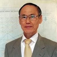 長崎オフィスの超越瞑想教師の舩津信明の写真