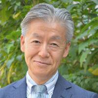 島根センターの超越瞑想教師の末田靖彦の写真