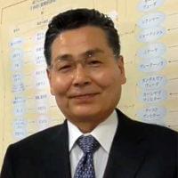 京都センターの超越瞑想教師の川合悠央の写真